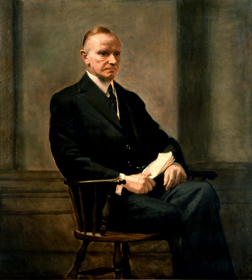 30th POTUS J. Calvin Coolidge