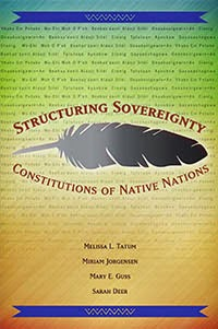 Structuring Sovereignty book cover