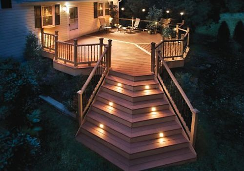 Deck design ideas decking designs the hidden horrors of for Beautiful garden decking