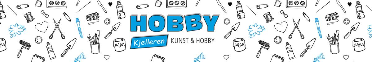 Hobbykjelleren - kunst og hobby