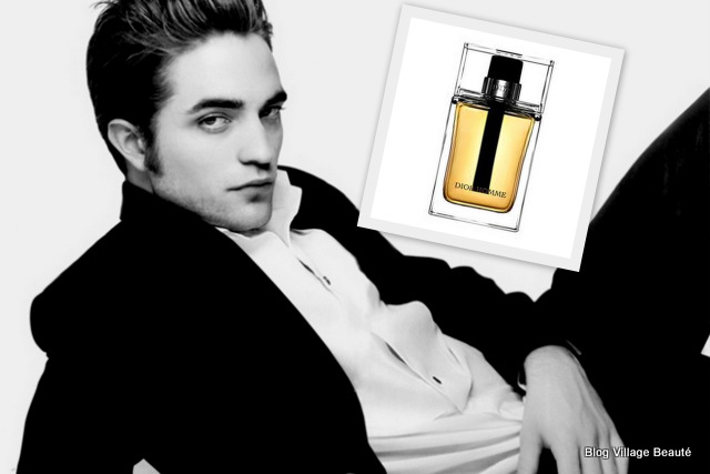 DIOR HOMME E SUA NOVA FACE ROBERT PATTINSON