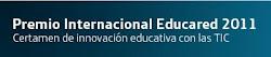 Semifinalista Premio Internacional Educared 2011