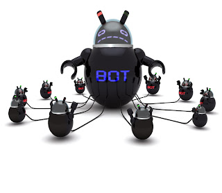 Tor network used to command Skynet botnet