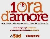 #1oradamore, una proposta per l'educazione sentimentale in aula