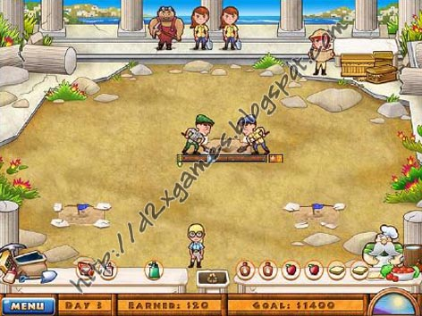 Free Download Games - Lucys Expedition