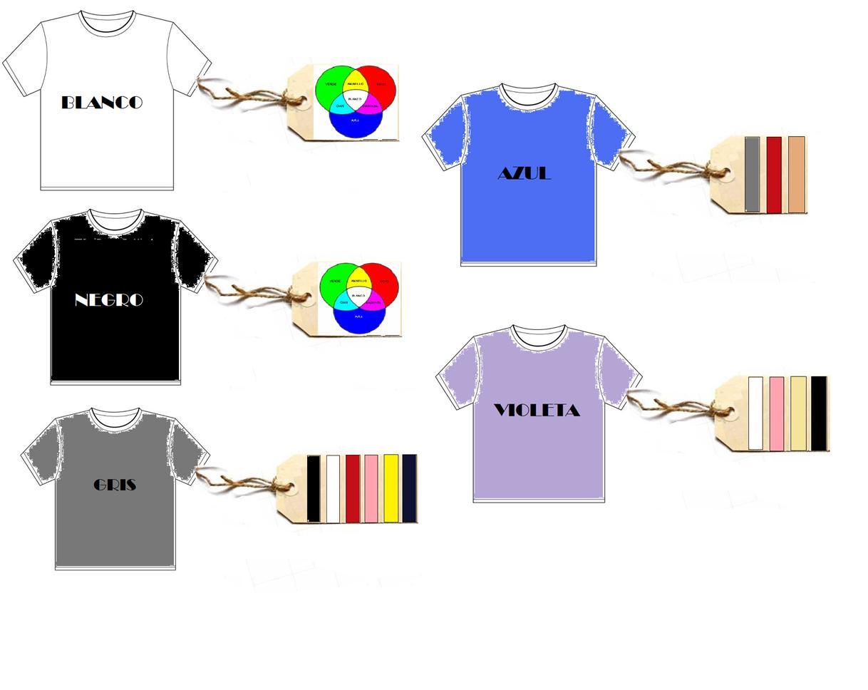Sab as que colores combinan entre s aprendiendo protocolo - Colores que combinan con gris ...