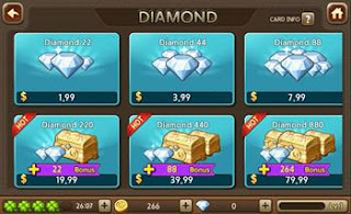 Kode Kupon Hadiah Diamond Line Lets Get Rich Gratis