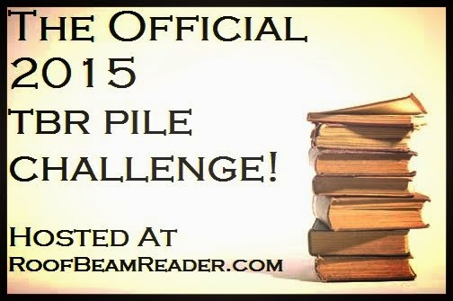 2015 Official TBR Pile Challenge