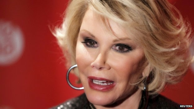 Joan Rivers Died of Brain Damage Concludes Post Mortem