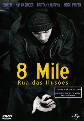 8 Mile : Rua Das Ilusões   Dual Áudio + Legenda