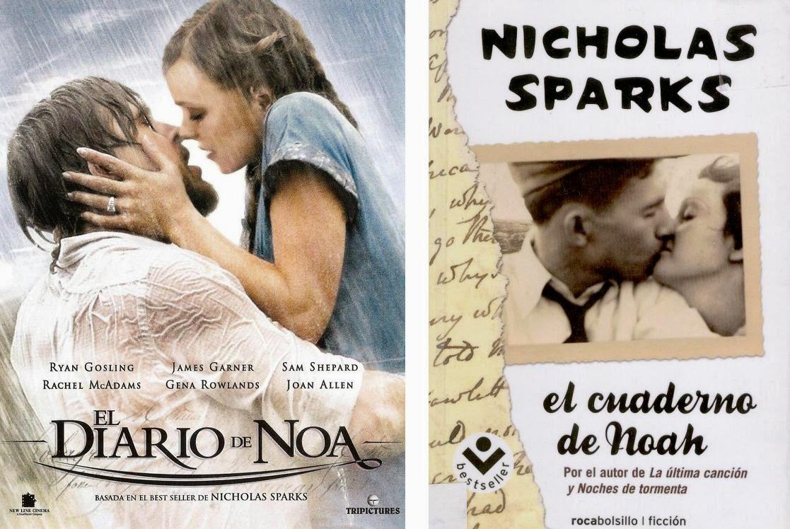 Película y libro Un Paseo Para Recordar  - Nichollas Sparks