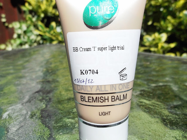 pure ultra light bb cream