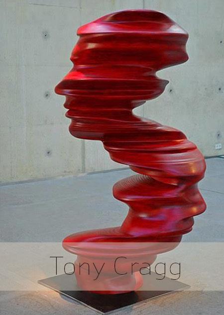 Έκθεση του καλλιτέχνη Tony Cragg