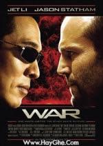 Cuộc Chiến Khốc Liệt - War poster