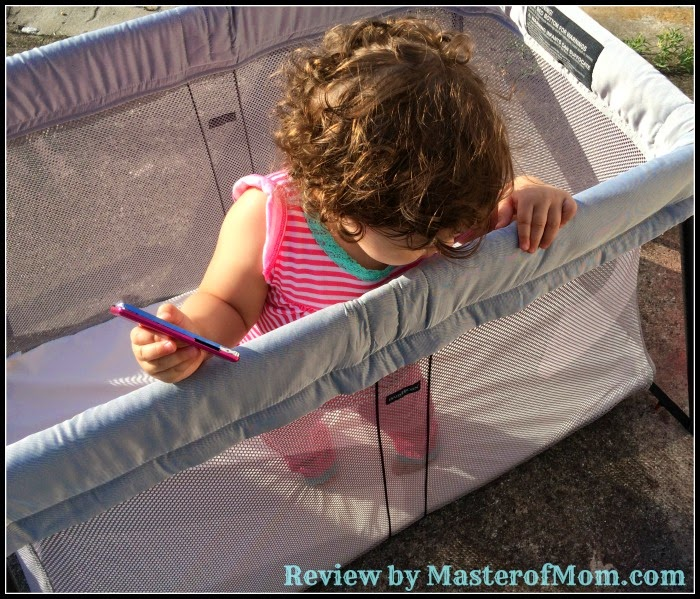 Baby Bjorn Travel Crib Light Review