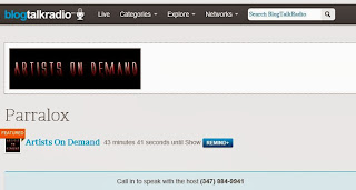 Artists On Demand (USA) live interview with John