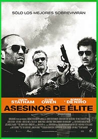 Asesinos de Elite | 3gp/Mp4/DVDRip Latino HD Mega