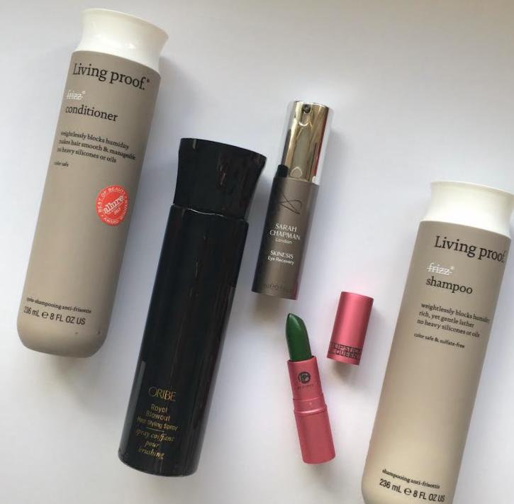 Living Proof, Lipstick Queen, Orible & Sarah Chapman Skinesis Haul