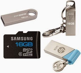 Flat Rs.200 Extra Cashback on Pen Drives & Memory Cards @ Paytm (Kingston DataTraveler SE9 16GB Pen Drive for Rs.218 Only)