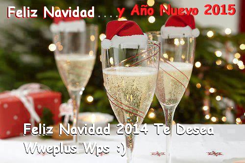 Feliz Año Nuevo 2015 Te Desea: Shawn