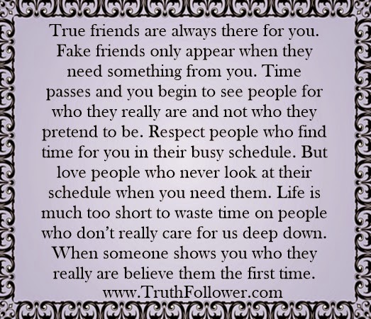 Fake Friends Quotes N Pics : True friends and fake quotes quotesgram