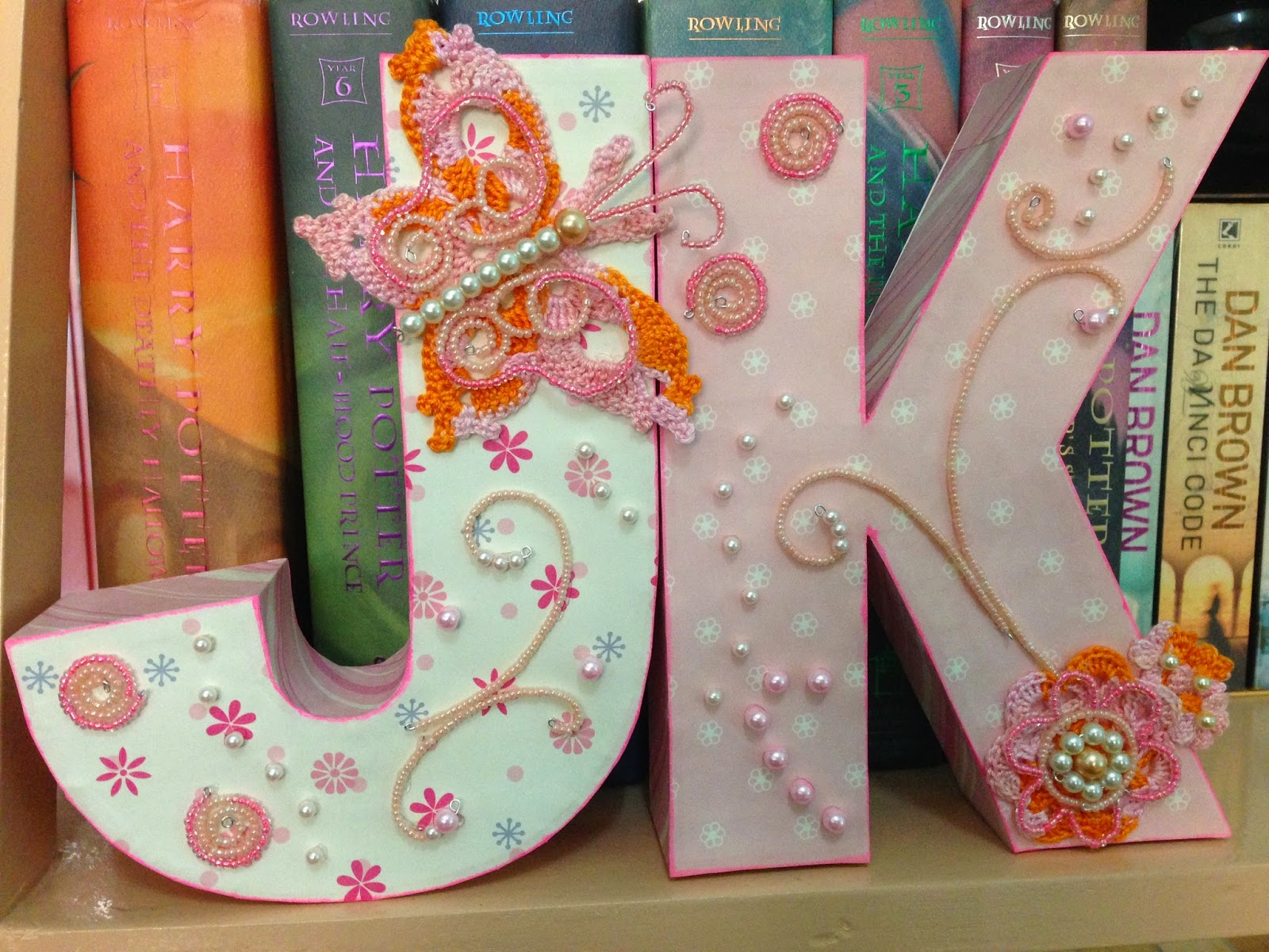 letter standees are a thing these days from wedding and birthday party decorations to kids room and nightstand display they add charm and cool vibe to