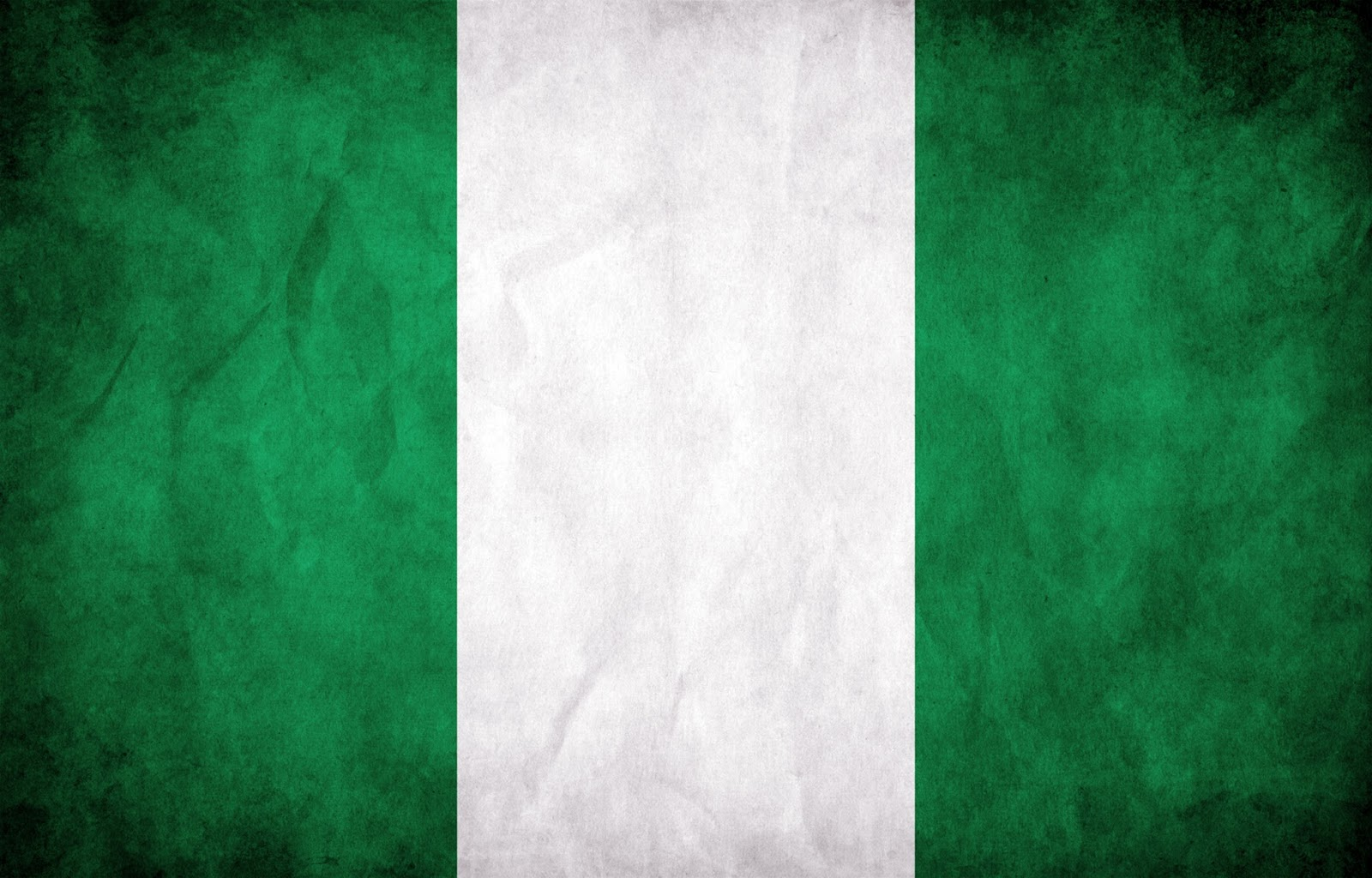 Fantástico Página Para Colorear De Bandera De Nigeria Bosquejo ...