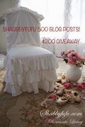 Shabbyfufu's Giveaway