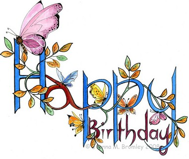 Happy Birthday Butterfly Quotes