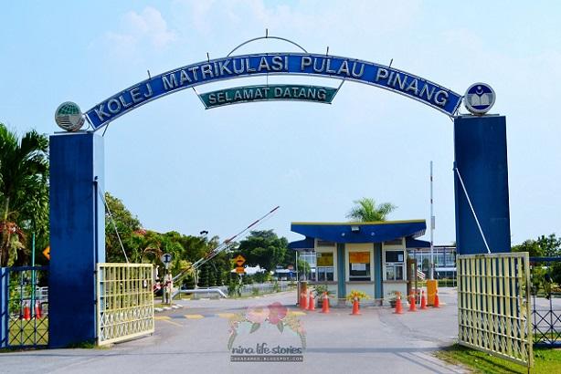 Cik Suka Taip Kolej Matrikulasi Pulau Pinang Dalam Ingatan