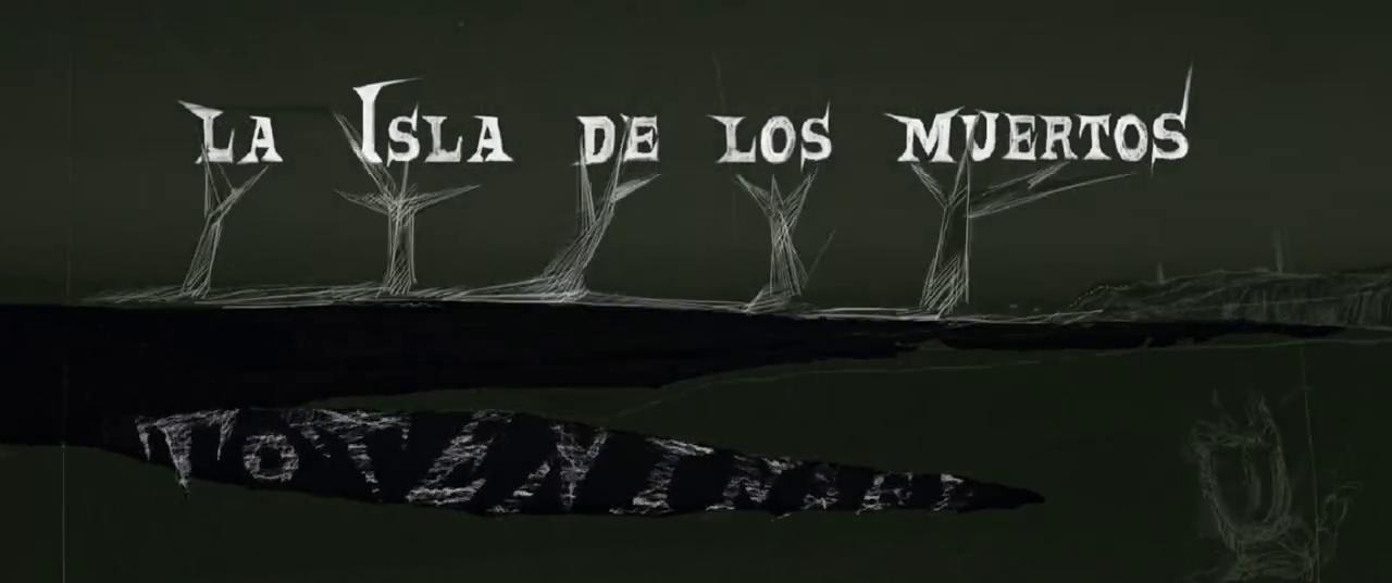 La isla de los muertos vuk jevremovic 2013 n 2 for La colonia penitenciaria