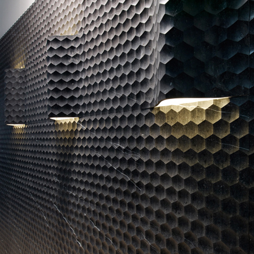 Modernity Collective: Curved Wall Tiles