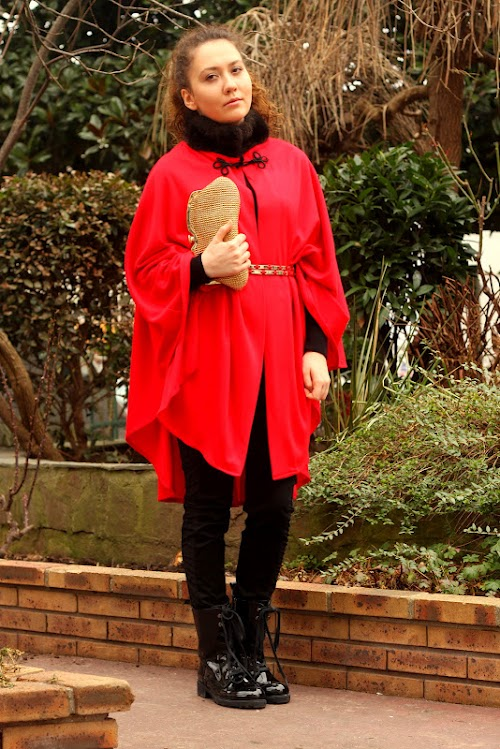 Red Cape♥