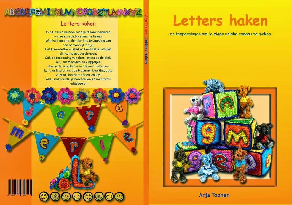 Mijn eerste boek: Letters Haken