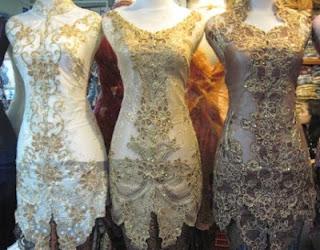 Aneka Contoh Model Baju Kebaya Modern dan Anggun Terbaru 2014/2015