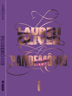 capa livro pandemônio