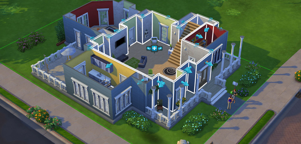 The Sims 4 Build Mode Gameplay Trailer