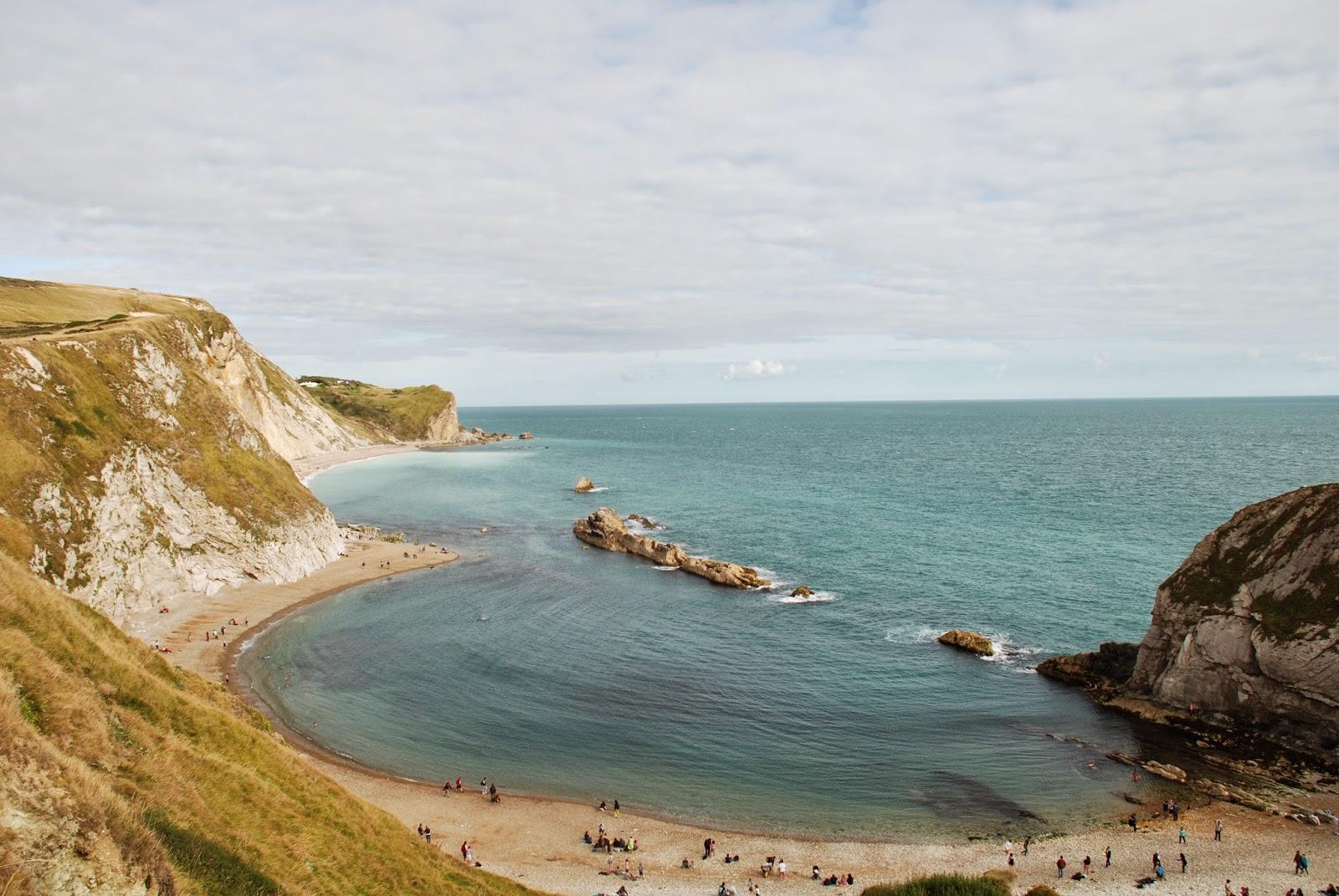 Man O'War Rocks, Dorset