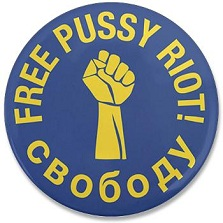 Free Pussy Riot! (PR Stunt)