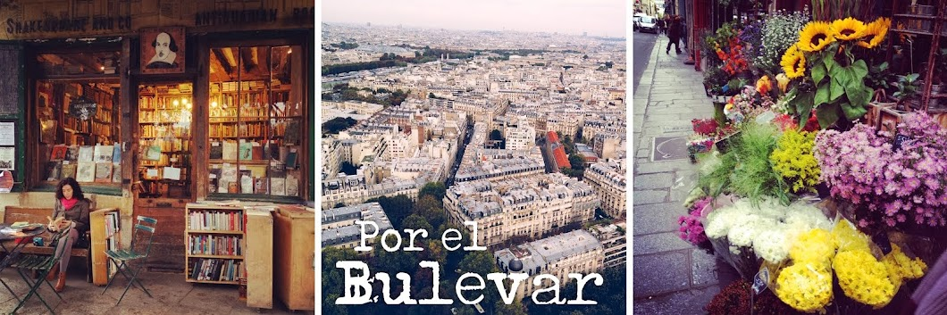Por el bulevar