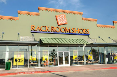 Rack Room Shoes in Bastrop, Texas