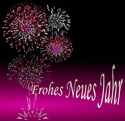 Frohes Neues Jahr Bild