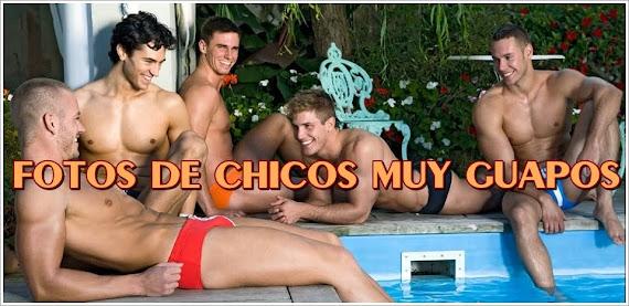 WEB CON LOS CHICOS MÁS GUAPOS Y SEXIS DE INTERNET