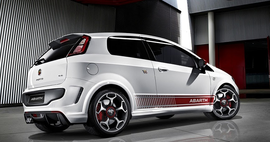 New Fiat Punto Abarth Evo India Reviews Price In India