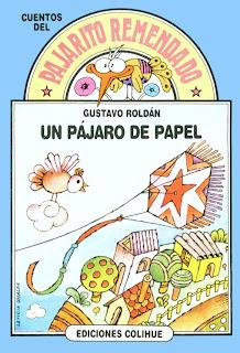 UN PÁJARO DE PAPEL