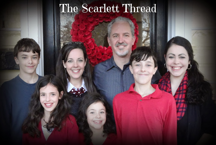 The Scarlett Thread