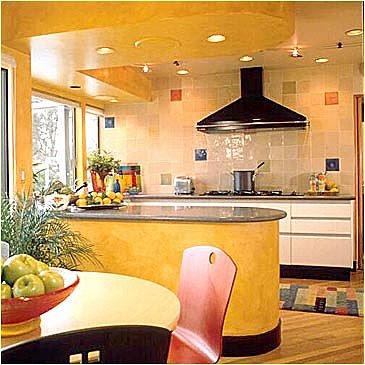 Kitchen Planning on Great Art Decoration  Unique Kitchen Design