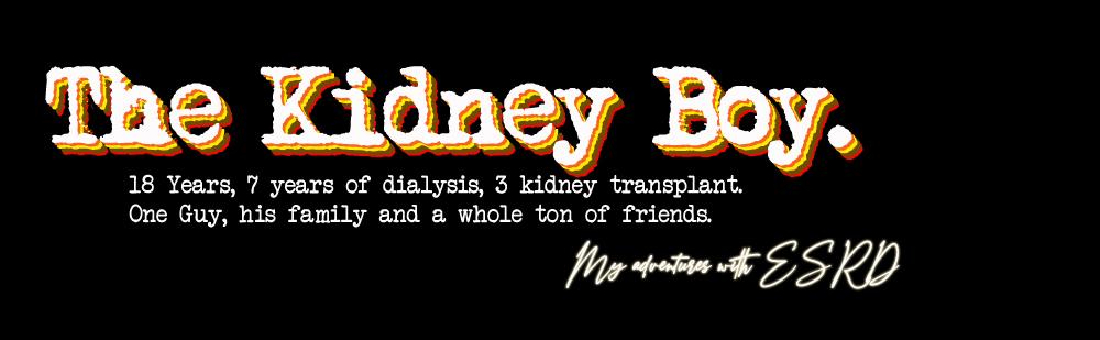 The Kidney Boy