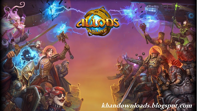 Allods Online PC Game