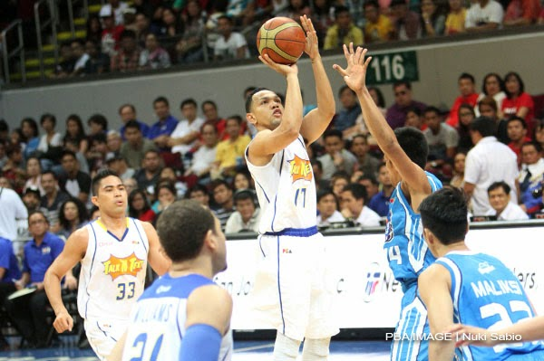 Jason Castro fires 28 to win the best player of the game